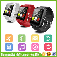 2016 new product kids talking watch price of smart watch phone with Android/IOS free app bluetooth smart watch