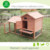 Easy clean best quality fir wood rabbit cages for sale