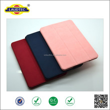 Prime Quality and Soft PU Leather Magnetic Tablet Cover Case for ipad 2/3 With Stand Function