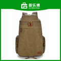 2017 Cheap High School Canvas Backpack Bag