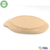 Bamboo Fiber BBQ Party Dinner Service Tray Seafood Fish Biodegradable Plate