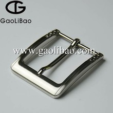 2015 Newly designed 40mm single pin buckles prong buckles for belt ZK-400732