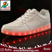 dance CHARGE RUNNING led shoes from man