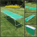8ft folding beer pong table for Las Vegas Fun beer game