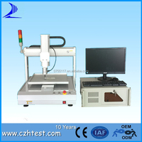 Triaxial Load Stroke Curve Testing Machine for Key Buttons