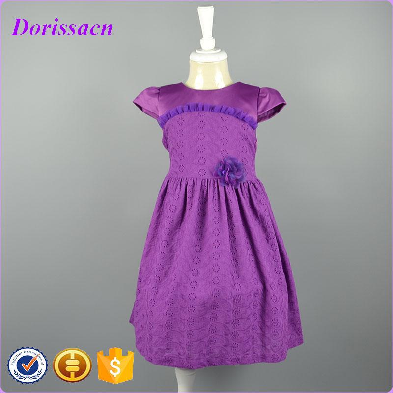 Venta al por mayor vestido de fiesta para niños-Compre online los ...