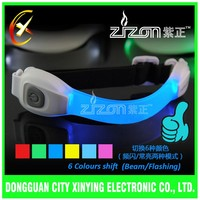 LED Sports Armband Flashing Safety Light for Running, Cycling or Walking At Night