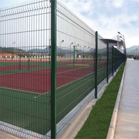 hot sale welded wire mesh fence for garden building