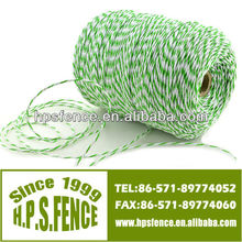 (China manufacture)new product Good conductivity PE UV resistance Polyethylene Rope for fence post