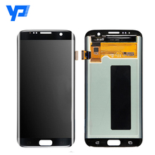 100% Brand New Original S7 Edge LCD Touch Display, LCD Screen Assembly For Samsung Galaxy S7 Edge