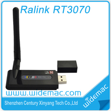 USB Wireless Adapter With Ralink RT3070 Chipset / 150Mbps Wireless USB Adapter For STB BOX