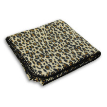 animal printed blanket