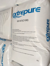 Extrepure Strong Acid Cation 001x7 Ion Exchange Resin for Water Softener,Extrepure Water Soften Resin Mix Bed Resin 001X7