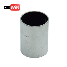 Factory supplied customized hardened rolled teflon split steel bush