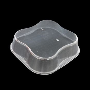 Wholesale Disposable transparent plastic lid for canned food