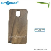 wood + pc 3d cute case for samsung galaxy s3
