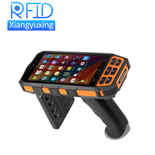 Industrial PDA long range Bluetooth wifi GPS mobile uhf rfid reader