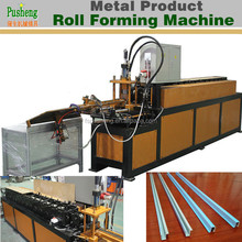 High precision automatic Aluminum strip profile cold roll forming machine