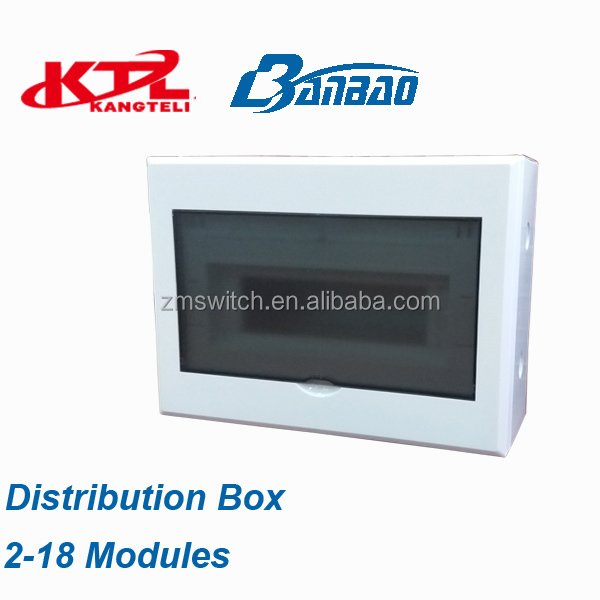 Hight quality low voltage distribution boared metal distribution box ,power equipment