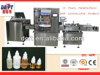 E-liquid electronic smoke oil cigarette filling machine
