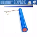 Factory direct china 9.6v LiFePo4 rechargeable battery pack for christmas lights