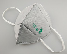 custom printed High Quality Eco-friendly portable respirator From China supplier
