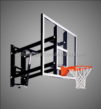 High quality wall mounted basketball goal/hanging basketball goal