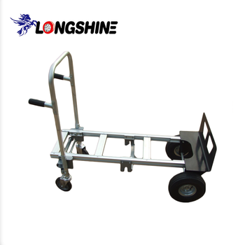 cheap steel flatbed platform hand truck