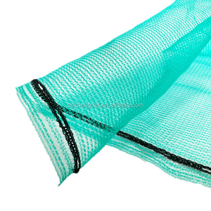 Good quality green safety cargo net for construction