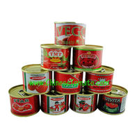 All kinds tomato paste brands for African market