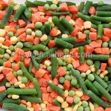 wholesale bulk iqf frozen chilled steamed mix mixed vegetable fruit food vegetables for Africa USA Canada