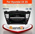 Hifimax android 4.4.4 car dvd player for Hyundai Tucson/IX35 with 4 Core CPU 16G Hard disk HD1024*600 capacitive screen