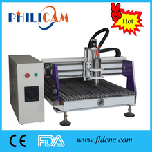 China high quality advertising cnc router/mini router cnc for aluminium