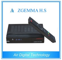 Best Offer Zgemma H.S Mini Smart Satellite Receiver Full HD 1080P Linux OS Enigma2 DVB-S2 One Tuner+Free 8GB SD Card