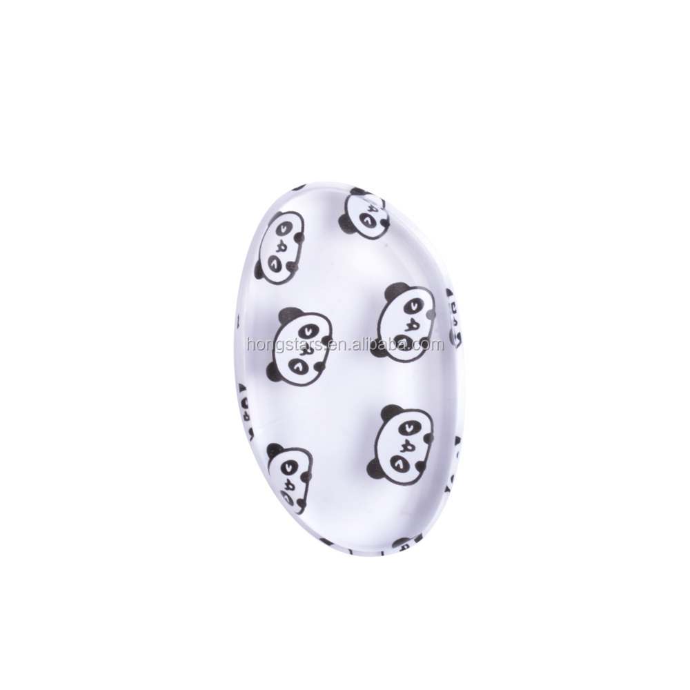 Meidao Panda Washable Cute Silicone Beauty Makeup Powder Puff