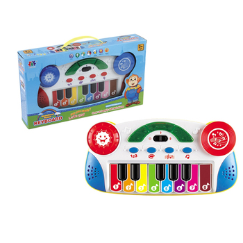 music instrument Cartoon toys electronic kids organ