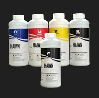 On sale!!For white and black t-shirt printing ink textile pigment ink