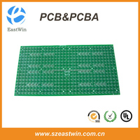 Integrated Circuits prototype pcb board