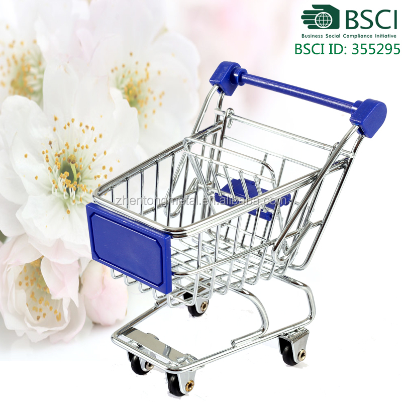 2016 promotional gift mini trolley