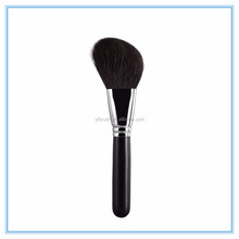 Premuim angled contour goat hair private label makeup brush