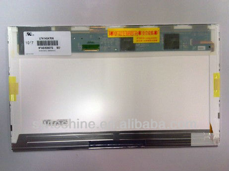 Brand New Grade A+ LCD laptop screen 16.0 inch LTN160AT06 Which can fit for ASUS N61 HP CQ61