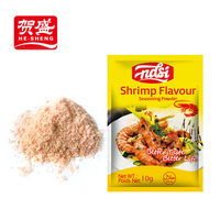 NASI halal prawns flavor instant soup powder for hotpot
