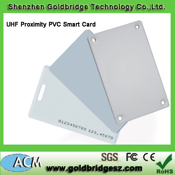 China factory I Code 2 Sli-l Hyaline Hotstamp Card