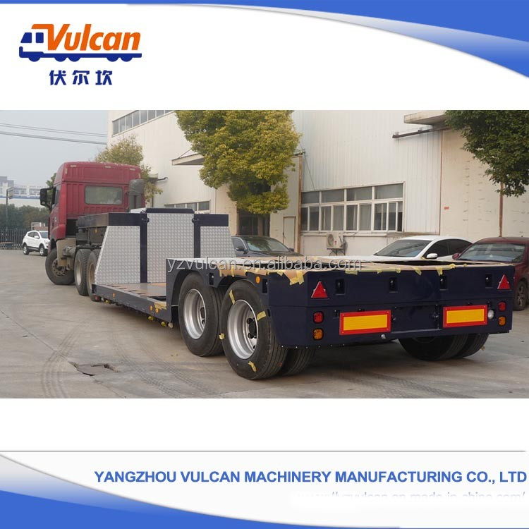 Manufacturer cheap truck trailer chassis for sale