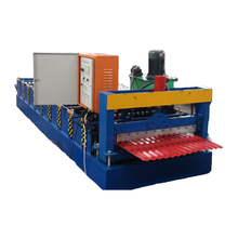 Corrugated bending machine/840 color steel roll forming machine