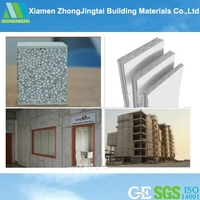 Waterproof strong(5MPA) outdoor concrete wall panel moulding