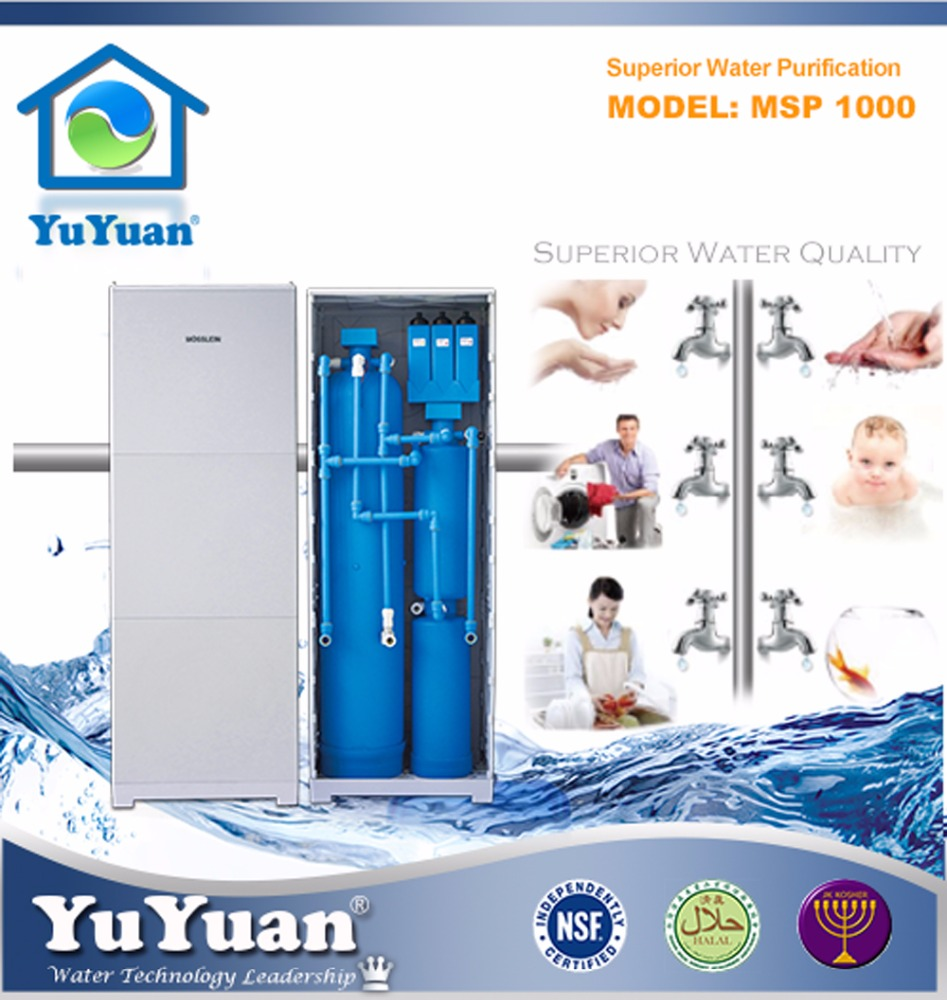 Whole House Mini Pipeline Prevention Corrosion Water Filtration System
