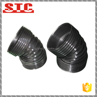 PP collapsible core fitting mould