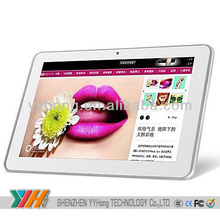 10.1 inch 1280* 800 firmware android 4.0 tablet