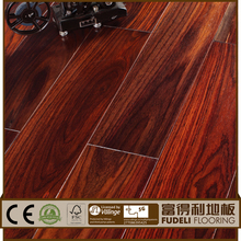 Bright color and high quality indoor usage hardwood flooring american red oak wood flooring